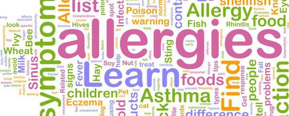 Increase of Allergies in Western Society