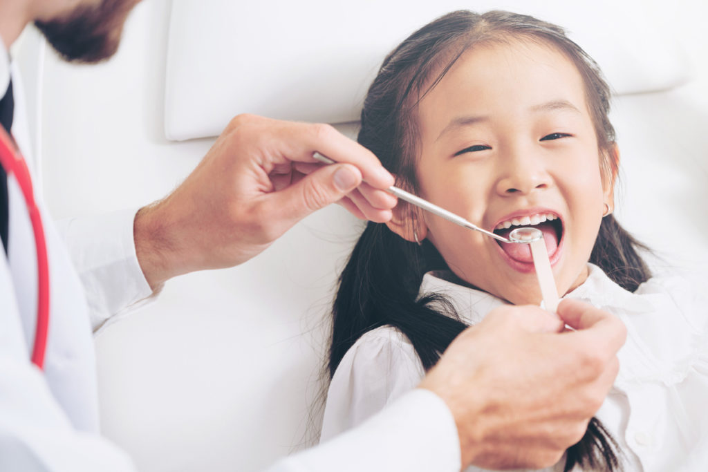What to expect on your child's first dental visit?