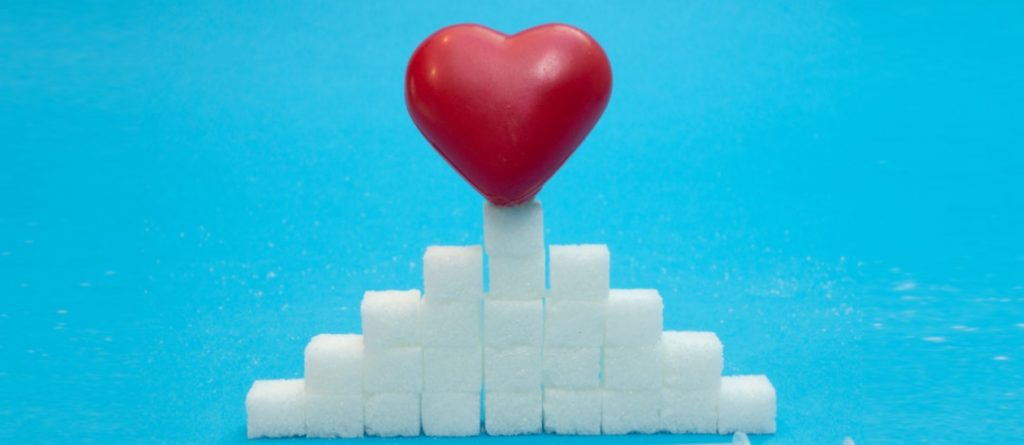 Diabetes increases the risk of heart failure, more so in women than men