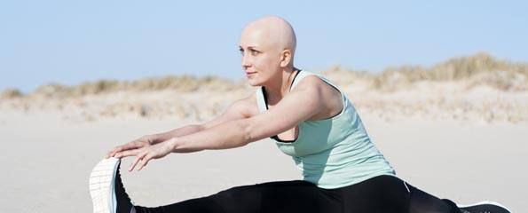 Getting healthy after breast cancer treatment: Professor Christobel Saunders