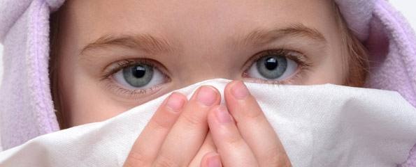 Nasal sprays and washes for cold and flu