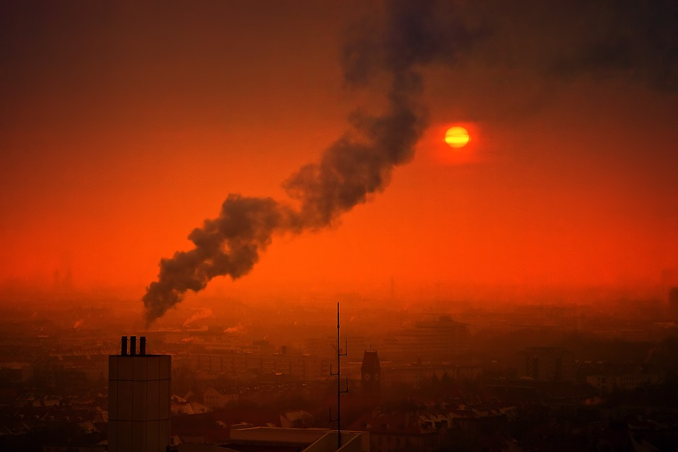 Climate change and air pollution: Our health depends on a healthy environment