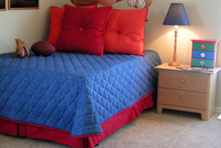 Bed wetting (nocturnal enuresis) picture