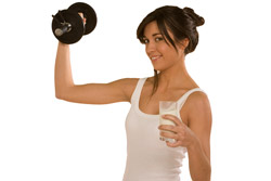 Exercise and rehydration
