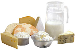 Nutrition and lactose intolerance