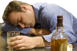 Alcohol and drinking: How to help a drunk person