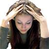 Headache picture