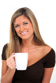 Caffeine consumption in adults