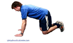 Core Stability starting position